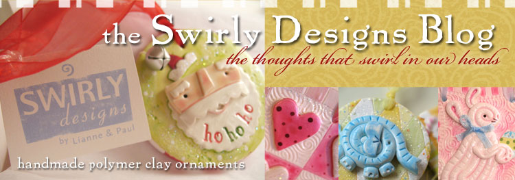 Swirly Designs by Lianne &amp; Paul