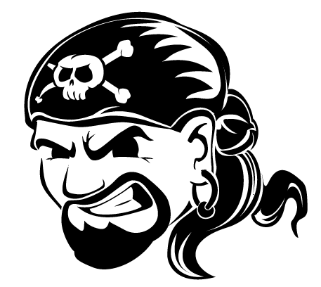 I'm a pirate, and you? YOU ARE A PIRATE!!!