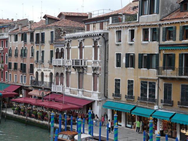 Mi visita a venecia, que lindo lugar