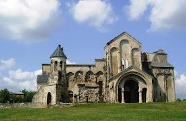 ბაგრატის ტაძრის ნანგრევები