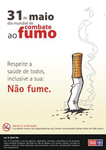 Dieta de respostas fumantes deixadas