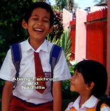 Muhammad Fachrul and Nadhila Azzahra