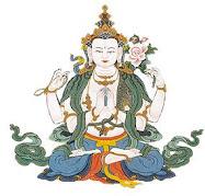 Chenrezig - Avalokitesvara