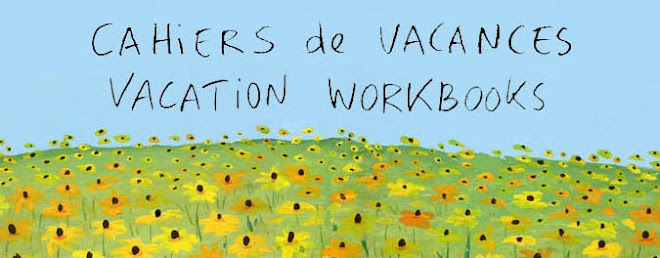 cahiers de vacances/vacation workbooks