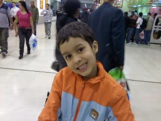 Gabriel meu primogênito