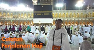 Catatan Perjalanan Haji 2009