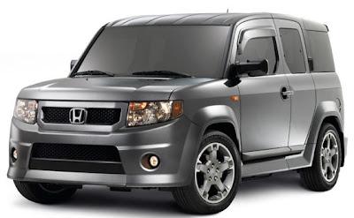 Hola Tuners El Honda Element 2009 esta siendo presentando en el