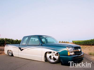 camioneta, tuning, gmc, sierra, 97