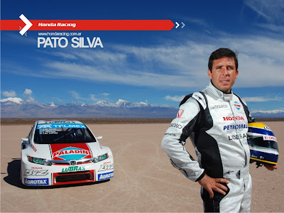 Wallpaper de TC 2000: Pato silva