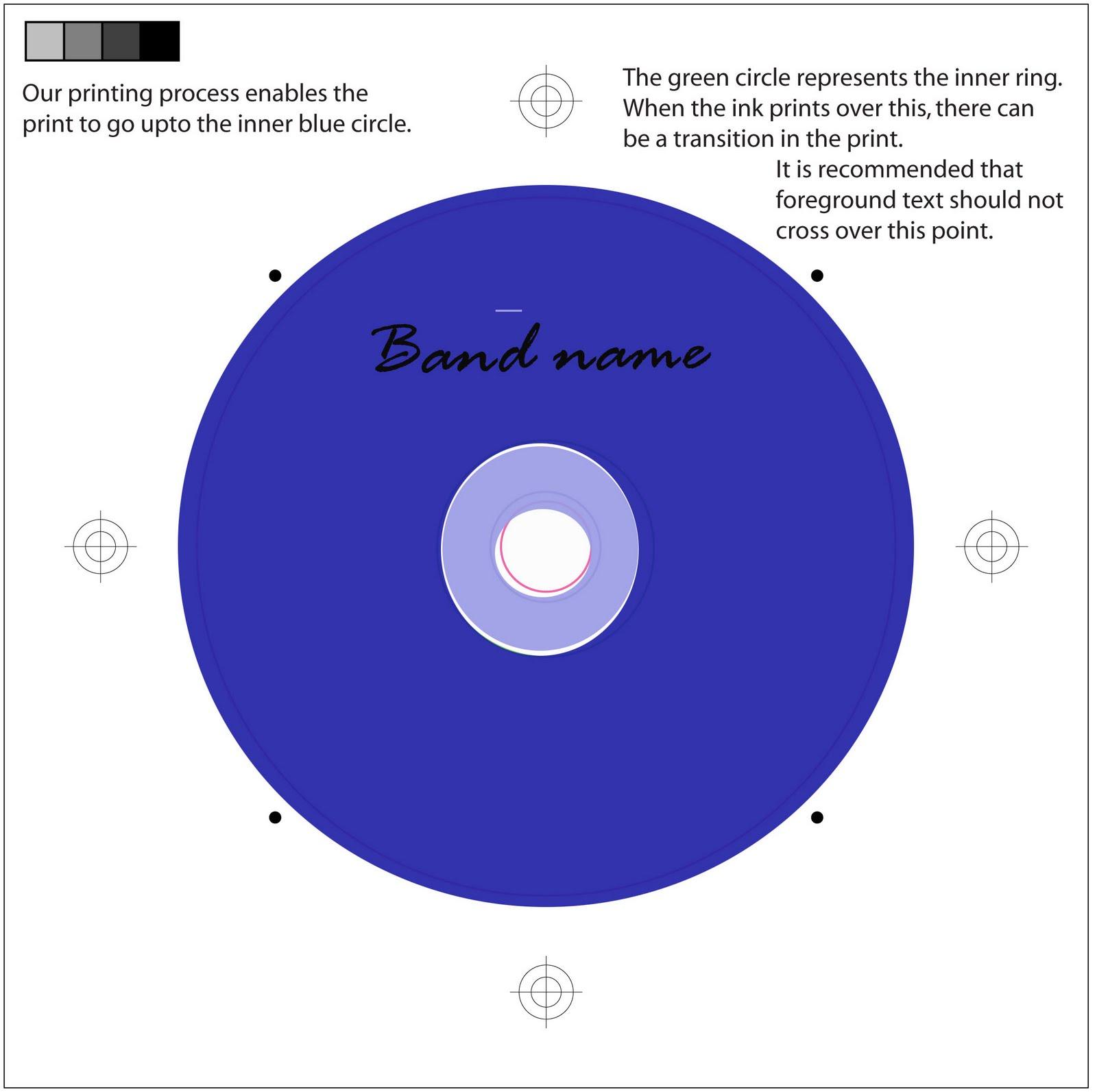 CD Template DVD Template by Disc Makers - mandegar.info