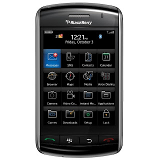 Blackberry Storm 9500 Voip SIP