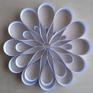 Twilight paper crafts for Art and craft with paper easy