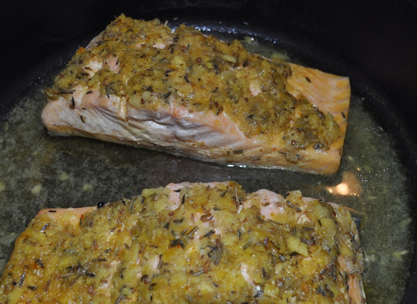 لذت لذت آشپزی: ماهی سالمون