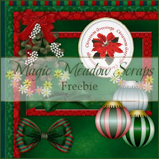 http://magicmeadowscraps.blogspot.com/2009/10/daily-freebie-xmas-collections-4.html