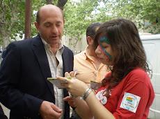 Rapetti se sumó (director de deportes, turismo, etc)