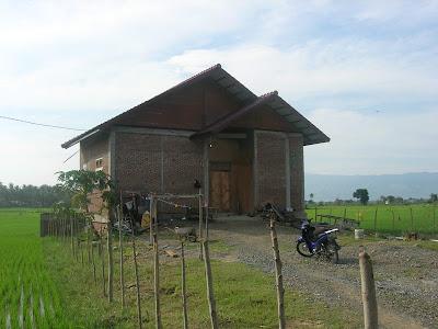 Foto lokasi rumah minimalis
