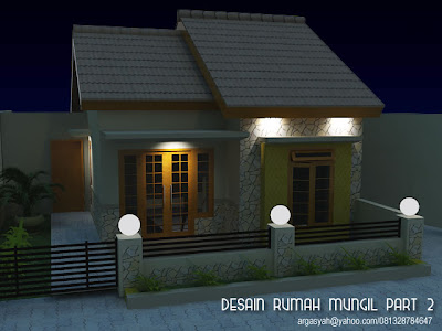 Exterior-Design-of-House-at-Night