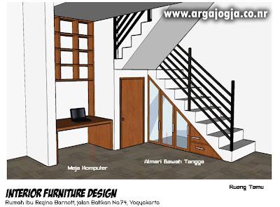 Desain Interior Memanfaatkan Ruang Kecil di Rumah Kita