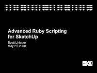 Menghitung Volume Object Sketchup dengan Ruby Script