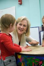 Musikgarten Teacher Susan Fonger