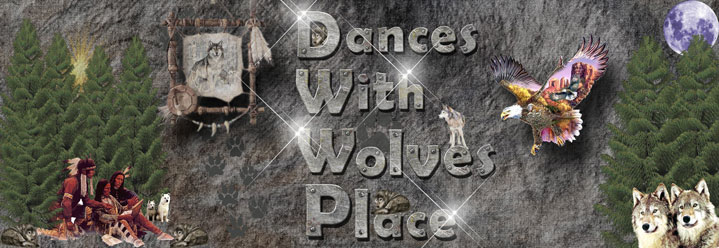 Dances with Wolves Place