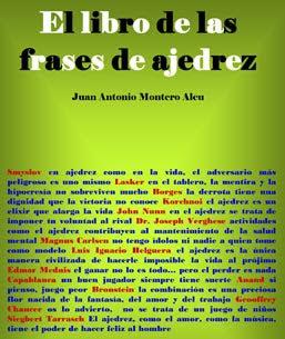 El libro de las frases del ajedrez Dar clic la foto