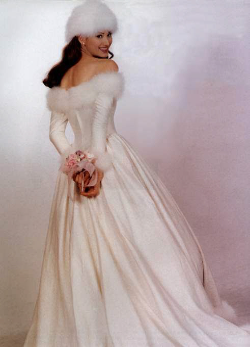 special case of special events throughout the season christmas wedding dresses in many cases is a classy