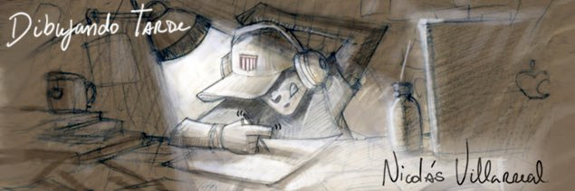 """""""Dibujando Tarde"""""""