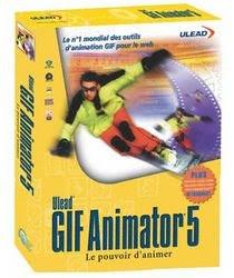 Ulead GIF Animator 5 + Serial