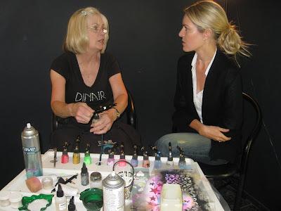 Dinair Airbrush Makeup Review