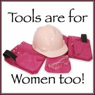 Tools Are For Women Too