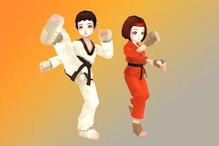 Flyff Philippines Martial Arts Set