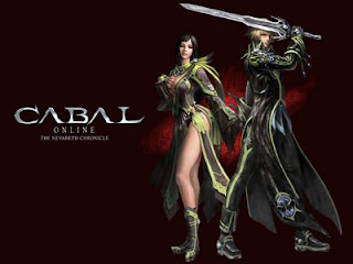e-Games Cabal Online Philippines Wizard Warrior