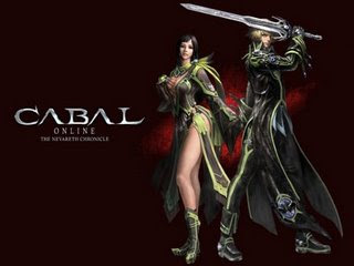 e-Games Cabal Online Philippines Warrior Wizard