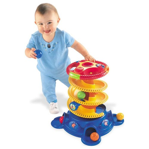 Toys For 5 And Up : Toys toddlers fisher price baby playzone pull up ball blast