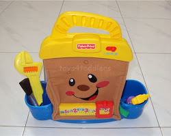 Fisher Price learning tools