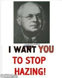 Frank Reed Horton says..