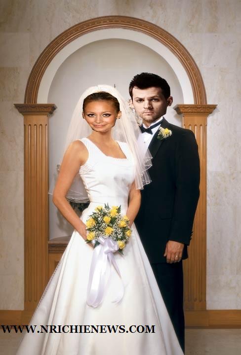 Nicole Richie Wedding Dress