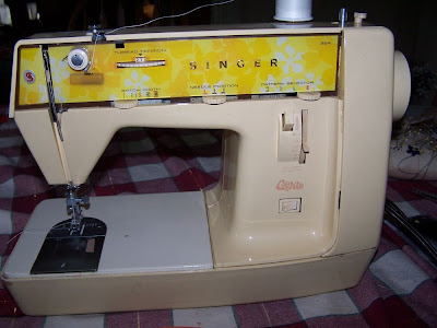 Cath's Pennies Designs Genie The Singer Sewing Machine Beauteous What Do I Need For My Sewing Machine