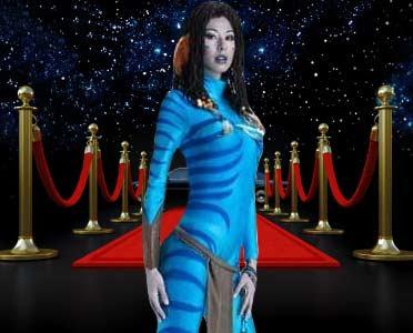 Sexy Avatar Costumes Sexy Neytiri Avatar Costume - $54.95