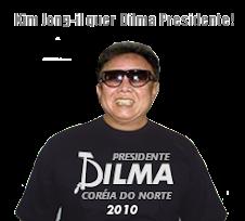 O camarada está com Dilma!!!