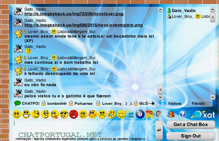 chat online portugal coninhas boas