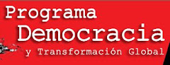 Programa Democracia y Transformacin Global