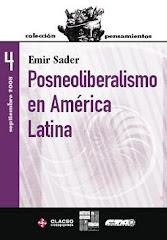 Posneoliberalismo en América Latina.