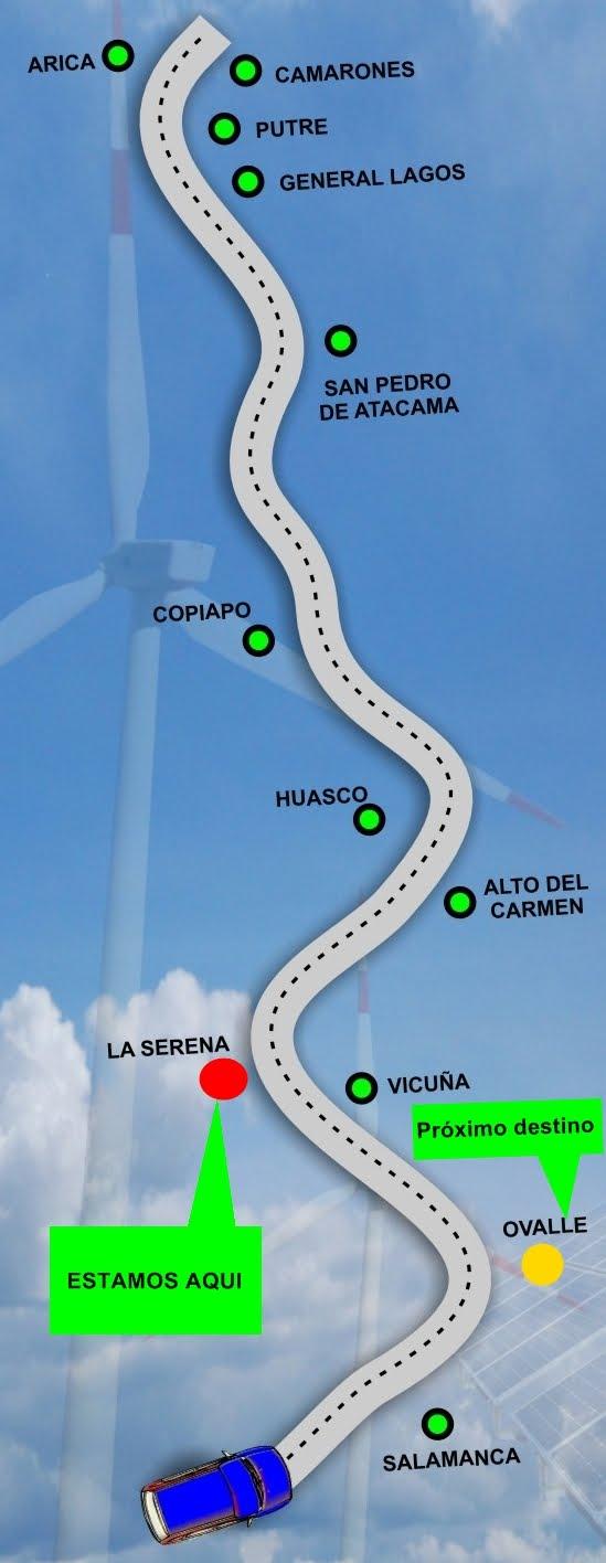 Energias Renovables Chile de Energías Renovables en