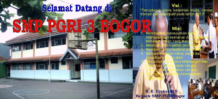SMP PGRI 3 BOGOR