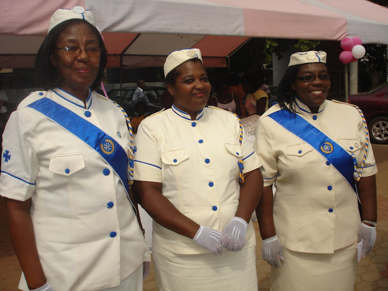 Officers of the Ladies Auxiliary #510