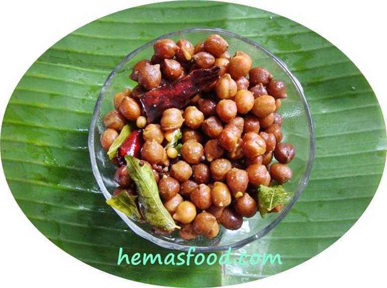 Bengal Gram Fry