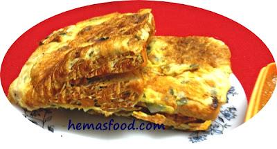 Bread Omelette