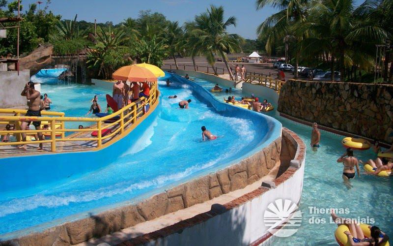 Termas dos laranjais ol mpia sp lpt turismo for Olimpia piscina de onda